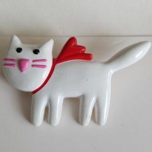 1989 Hallmark CAT pin